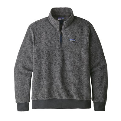 Men's Woolyester Fleece Pullover