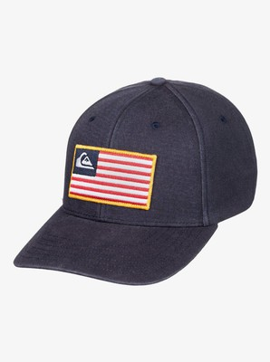 Grounded America Snapback Cap