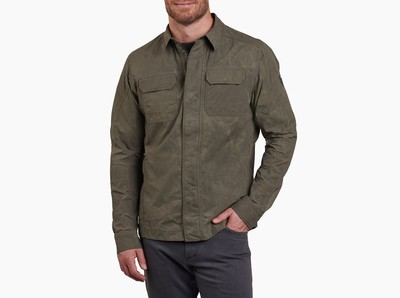 MEN'S ALTERNATR WAXED JACKET