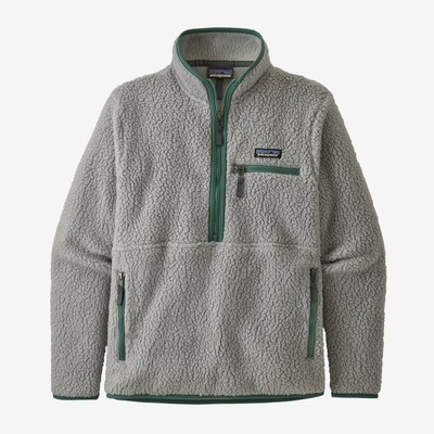 Women's Retro Pile Fleece Marsupial
