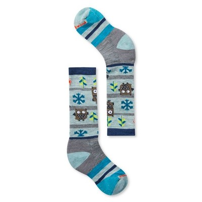 Kids' Wintersport Owl Socks