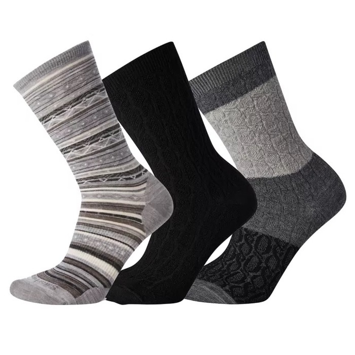 Smartwool Women's Socks Trio 3 Gift Box