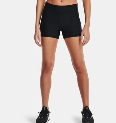 Women's HeatGear® Armour Mid-Rise Shorty