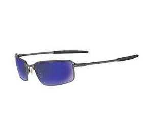 Oakley polarized square wire fishing specific sunglasses for Oakley polarized fishing sunglasses