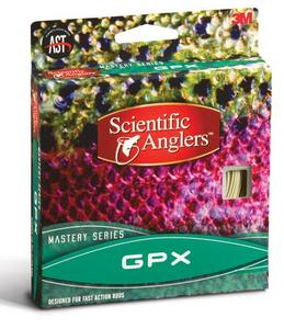 Mastery Series GPX Fly Line WF5F