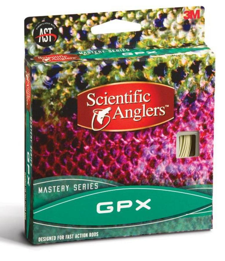 Scientific Anglers Mastery Series GPX Fly Line WF8F