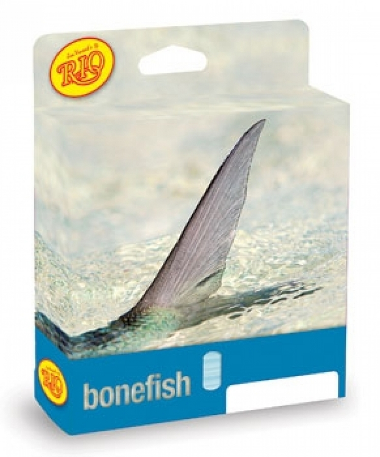 Rio Products Bonefish Fly Line WF7F Sand/Blue