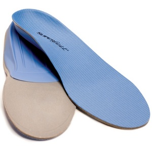 Trim To Fit Blue Insoles