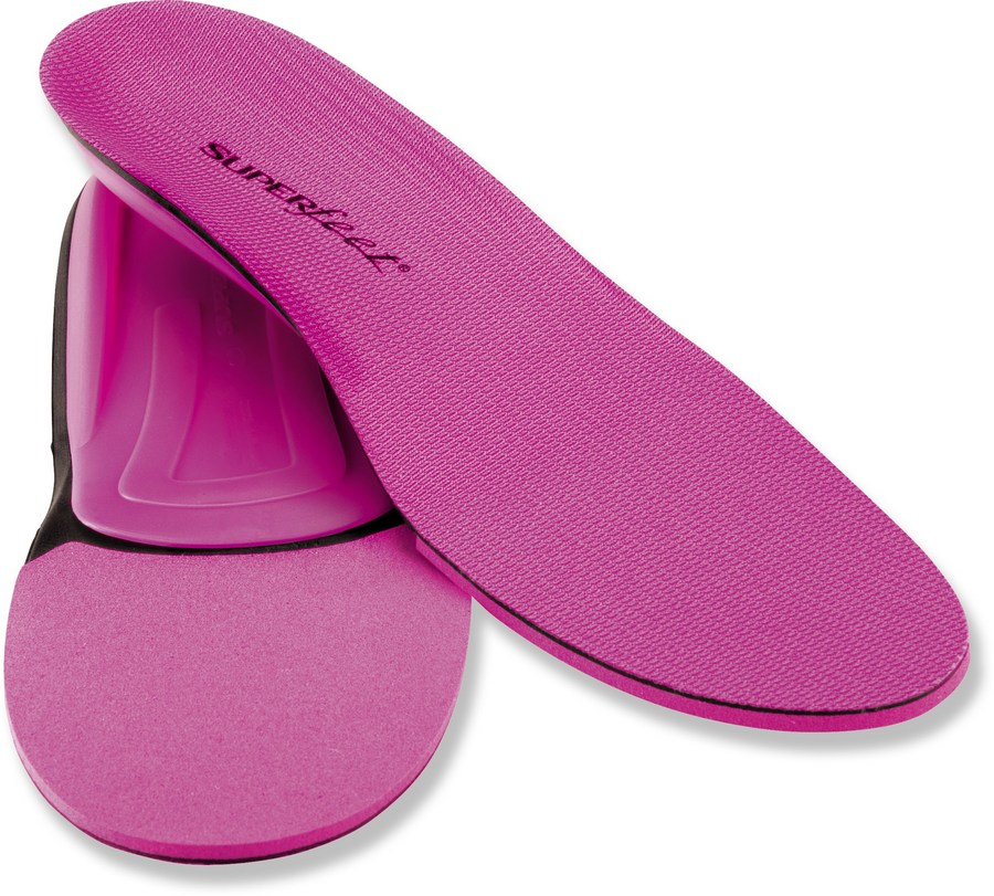 Superfeet Women's Trim To Fit Berry Insoles