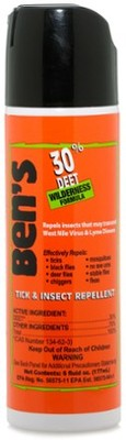 Ben`s 30 DEET Insect Repellent