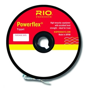 Powerflex Tippet 4X