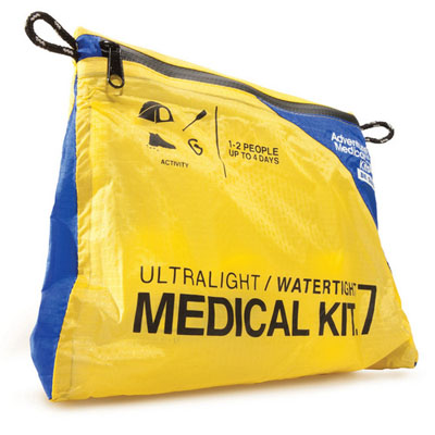 Ultralight Watertight .7 Medical Kit