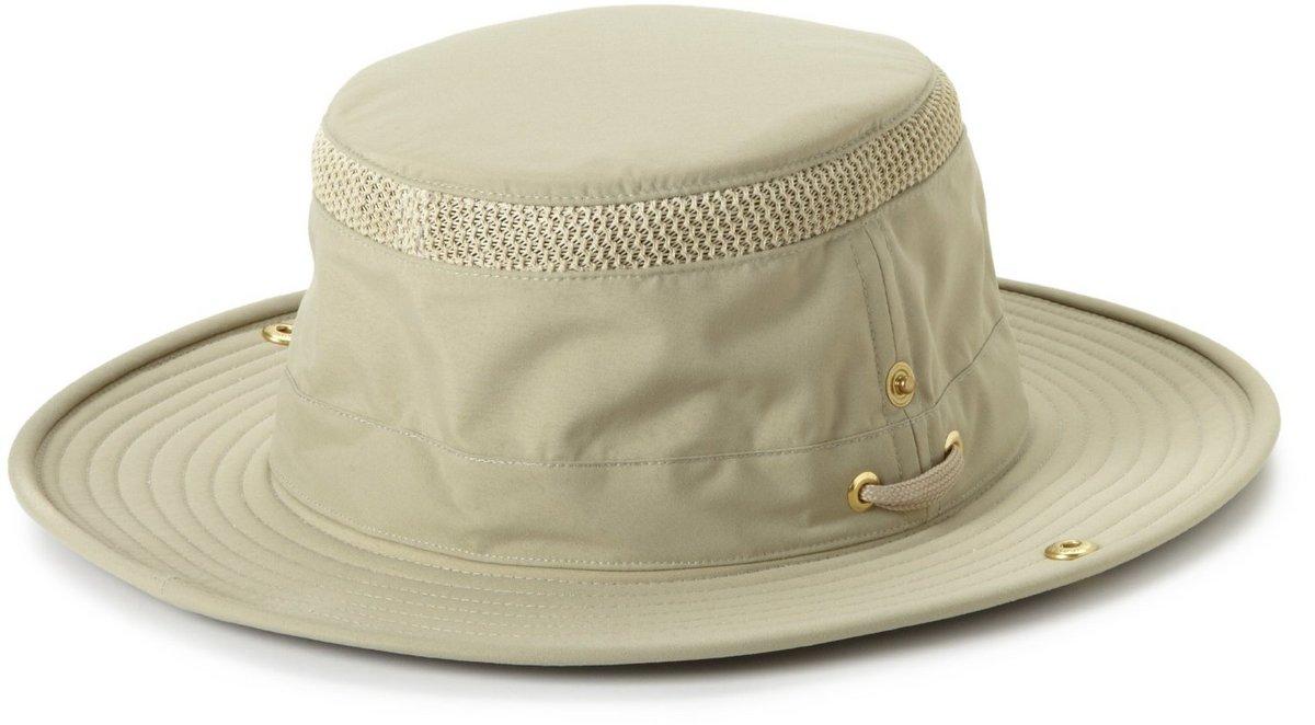 Tilley LTM3 AIRFLO Nylamtium Hat - Khaki with Olive Underbrim b6bc1acb577