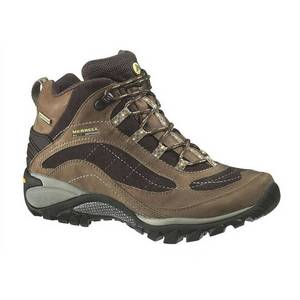 Women`s Siren Waterproof Mid Leather Hiking Boot