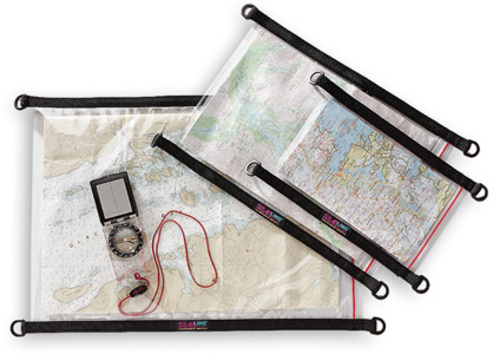 Sealline Map Case Large
