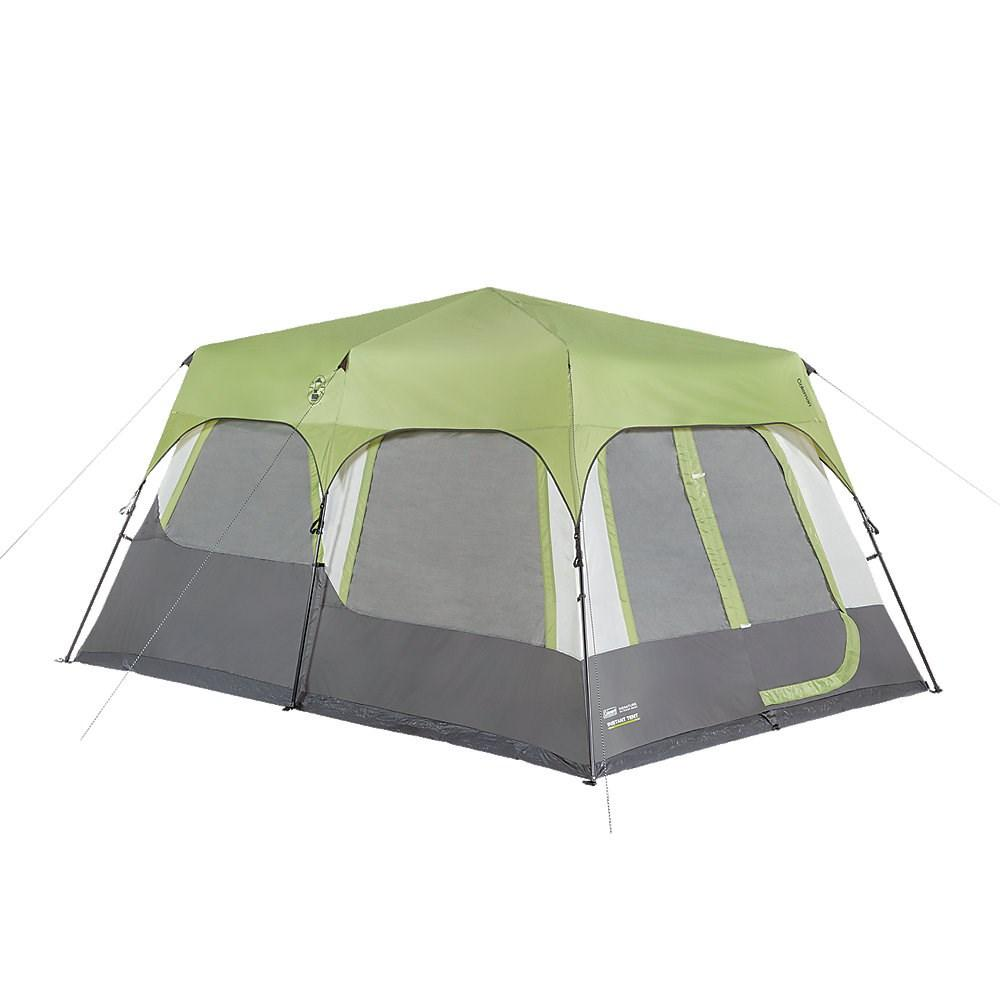 Coleman Instant Cabin 10 Person Tent Fontana Sports