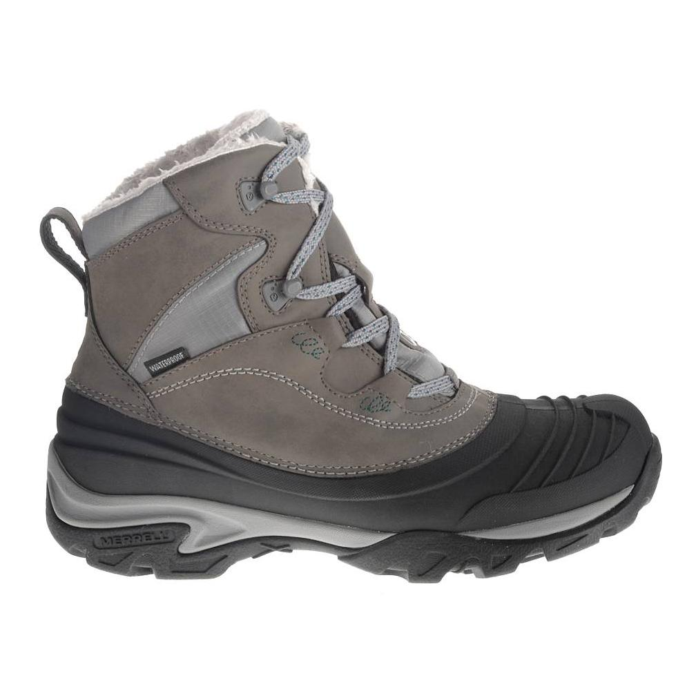 Merrell Women S Snowbound Mid Waterproof Boots Fontana