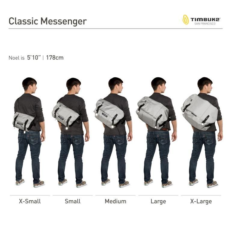 Timbuk2 Classic Messenger Bag Medium