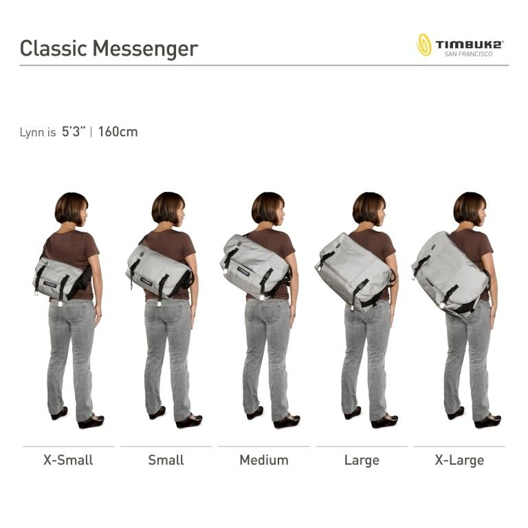 Timbuk2 Classic Messenger Bag Small