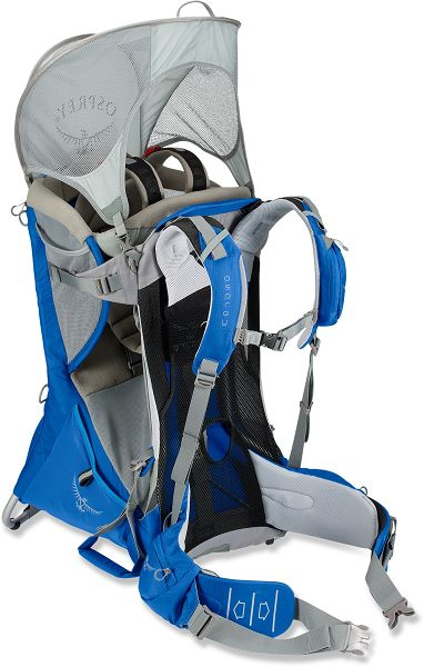 Osprey Poco Plus Child Carrier Fontana Sports