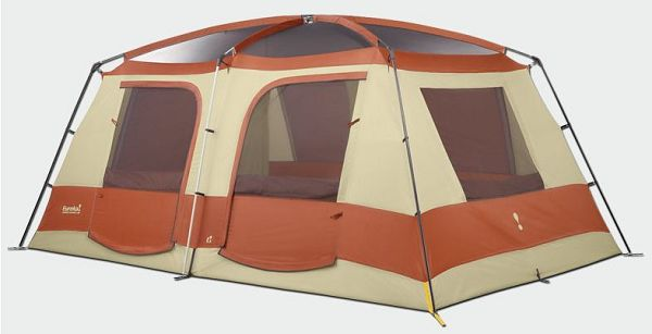 Eureka Copper Canyon 5 Person Tent + Screen Room & Eureka Copper Canyon 5 Person Tent + Screen Room | Fontana Sports