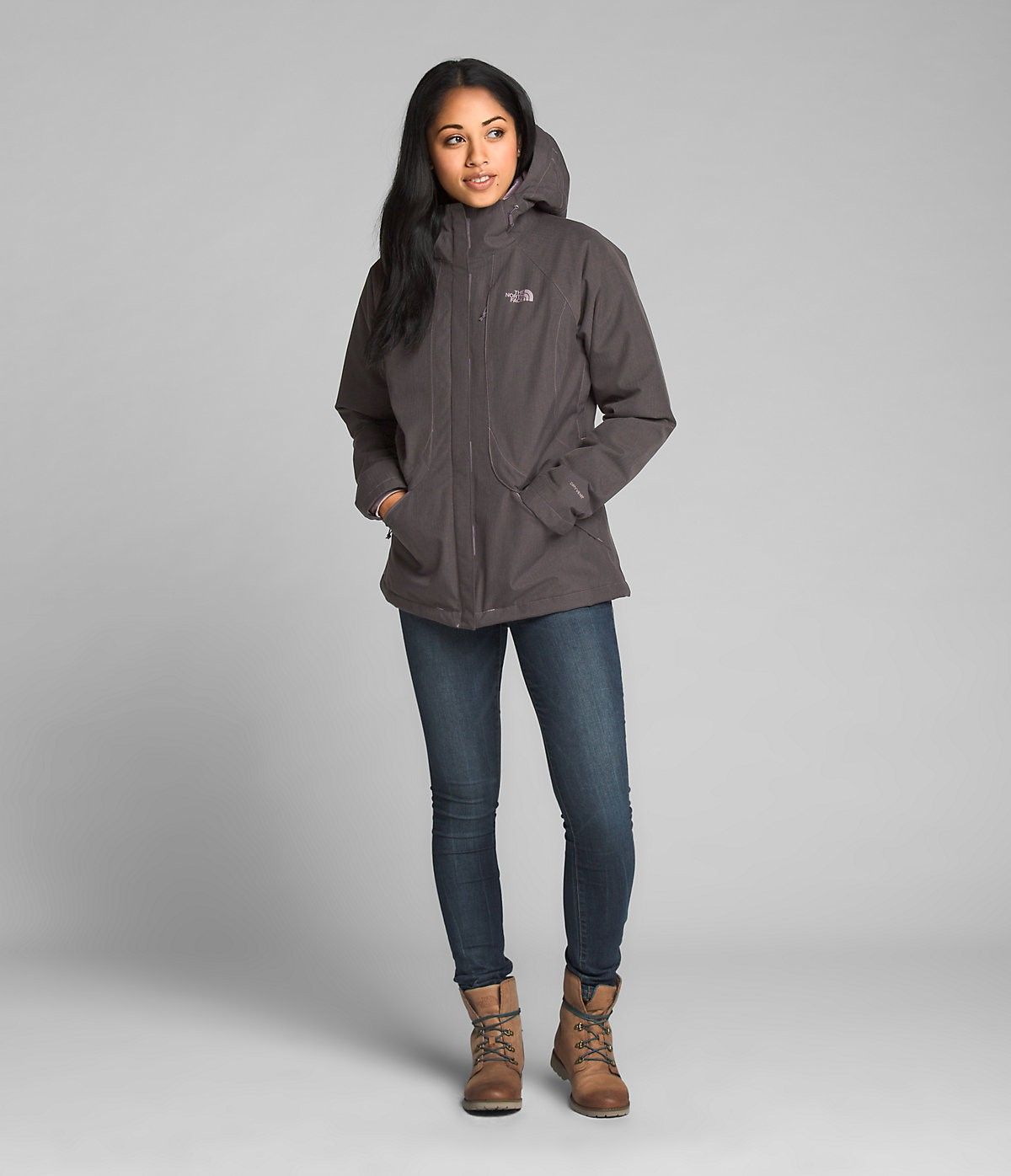 The North Face Womens Inlux Insulated Jacket CLIMBING.PLUS