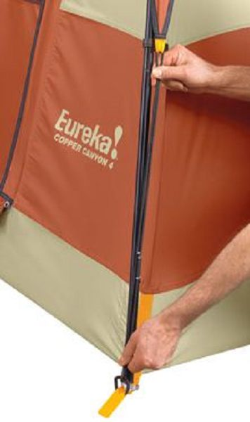 Eureka Copper Canyon 6 Tent Tan