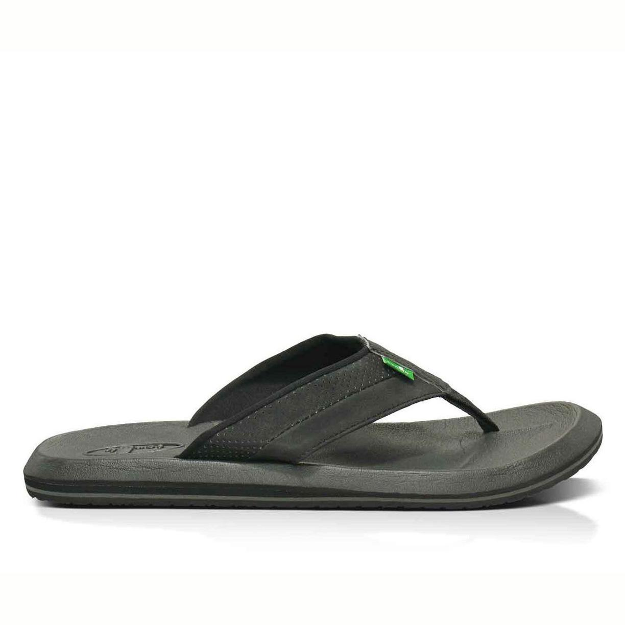 Sanuk Men's Slacker 2 Flip Flops